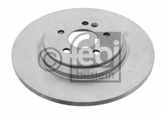 Тормозной диск FEBI BILSTEIN 24350 - изображение