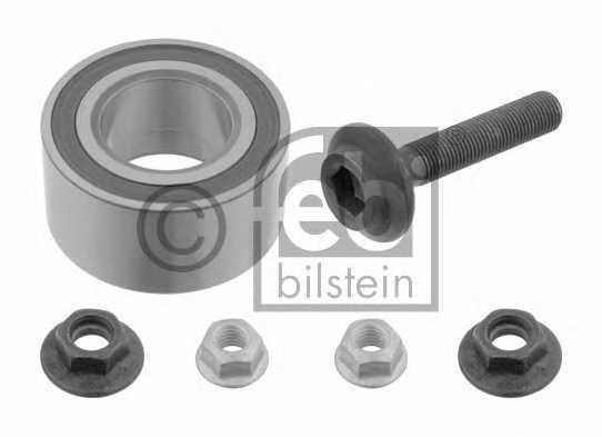 Комплект подшипника ступицы колеса FEBI BILSTEIN 24366 - изображение
