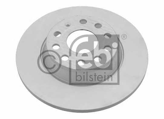 Тормозной диск FEBI BILSTEIN 24382 - изображение
