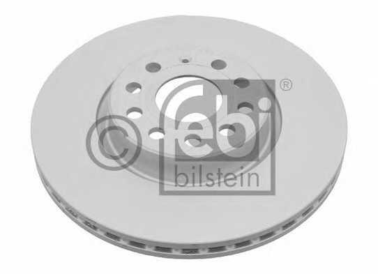 Тормозной диск FEBI BILSTEIN 24384 - изображение