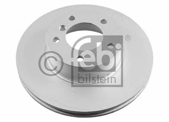 Тормозной диск FEBI BILSTEIN 24466 - изображение