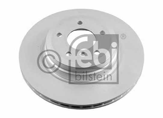 Тормозной диск FEBI BILSTEIN 24468 - изображение