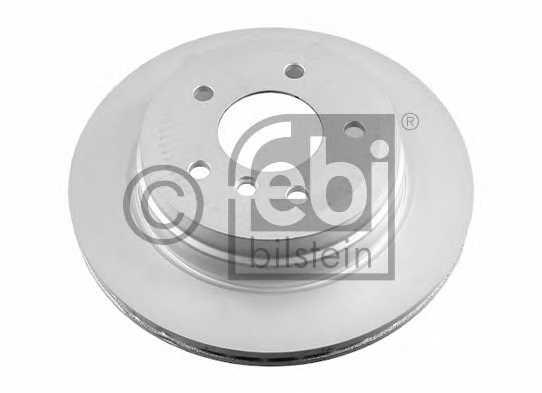 Тормозной диск FEBI BILSTEIN 24469 - изображение
