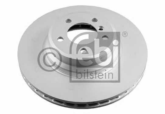Тормозной диск FEBI BILSTEIN 24475 - изображение