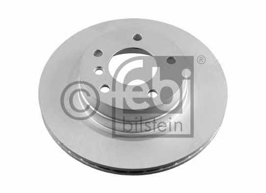 Тормозной диск FEBI BILSTEIN 24476 - изображение