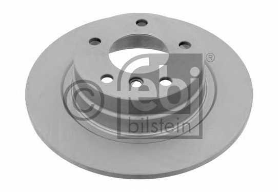 Тормозной диск FEBI BILSTEIN 24482 - изображение