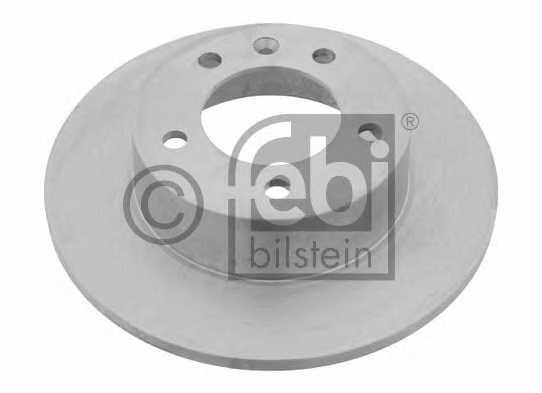 Тормозной диск FEBI BILSTEIN 24491 - изображение