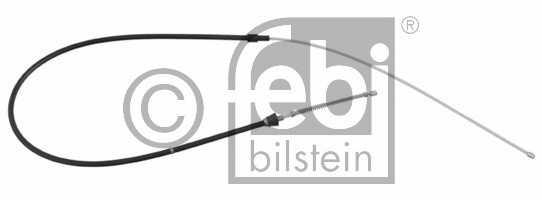 Трос стояночной тормозной системы FEBI BILSTEIN 24520 - изображение