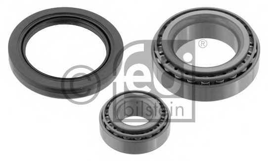 Комплект подшипника ступицы колеса FEBI BILSTEIN 24534 - изображение