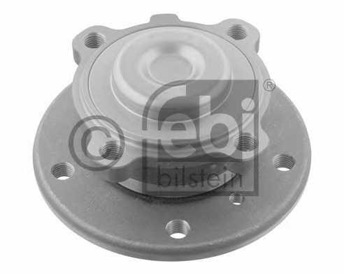 Комплект подшипника ступицы колеса FEBI BILSTEIN 24571 - изображение