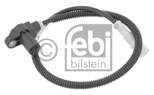 Датчик частоты вращения колеса FEBI BILSTEIN 24614 - изображение