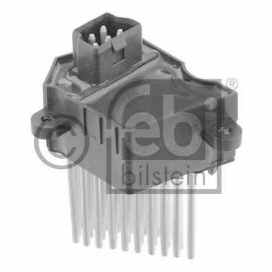 Блок управления, отопление / вентиляция FEBI BILSTEIN 24617 - изображение