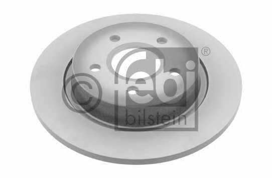 Тормозной диск FEBI BILSTEIN 24619 - изображение