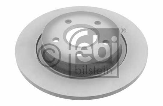 Тормозной диск FEBI BILSTEIN 24620 - изображение
