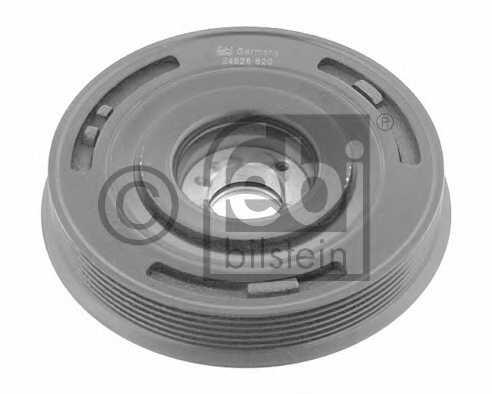 Ременный шкив коленвала FEBI BILSTEIN 24628 - изображение