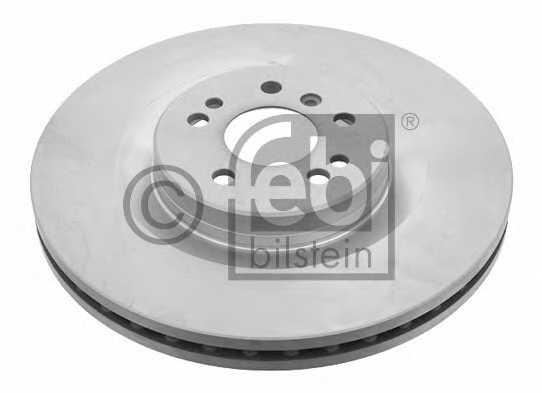 Тормозной диск FEBI BILSTEIN 24745 - изображение