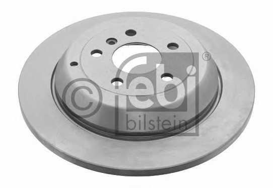 Тормозной диск FEBI BILSTEIN 24747 - изображение
