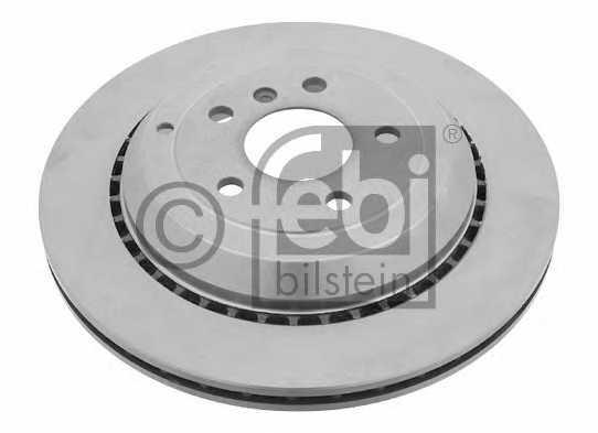 Тормозной диск FEBI BILSTEIN 24748 - изображение