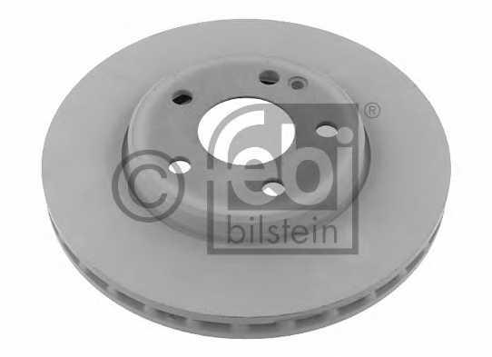 Тормозной диск FEBI BILSTEIN 24749 - изображение