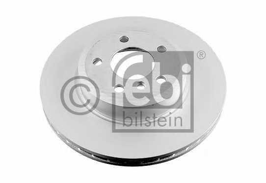 Тормозной диск FEBI BILSTEIN 24794 - изображение