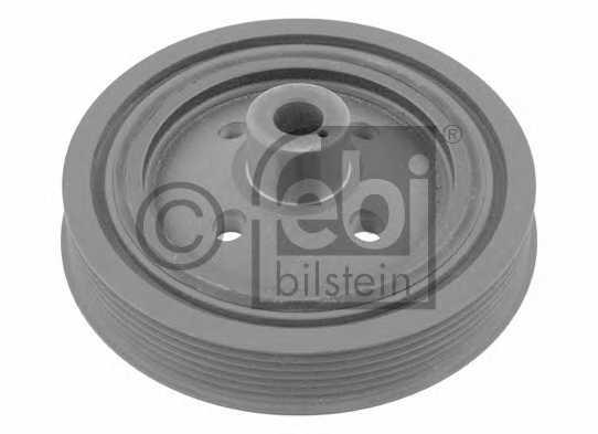 Ременный шкив коленвала FEBI BILSTEIN 24889 - изображение
