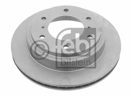 Тормозной диск FEBI BILSTEIN 26047 - изображение
