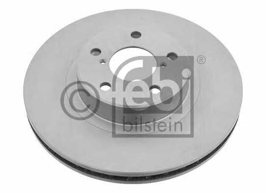 Тормозной диск FEBI BILSTEIN 26049 - изображение