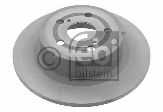 Тормозной диск FEBI BILSTEIN 26062 - изображение