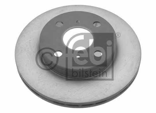 Тормозной диск FEBI BILSTEIN 26064 - изображение