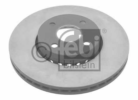 Тормозной диск FEBI BILSTEIN 26069 - изображение