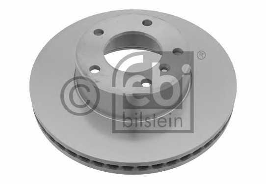 Тормозной диск FEBI BILSTEIN 26109 - изображение