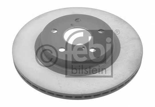 Тормозной диск FEBI BILSTEIN 26110 - изображение