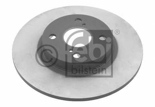 Тормозной диск FEBI BILSTEIN 26111 - изображение