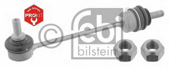 Тяга / стойка стабилизатора FEBI BILSTEIN 26132 - изображение