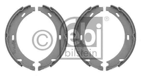 Комплект колодок стояночной тормозной системы FEBI BILSTEIN 26150 - изображение