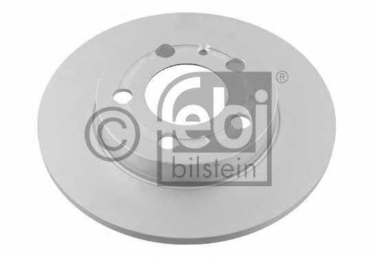 Тормозной диск FEBI BILSTEIN 26170 - изображение