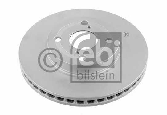 Тормозной диск FEBI BILSTEIN 26185 - изображение