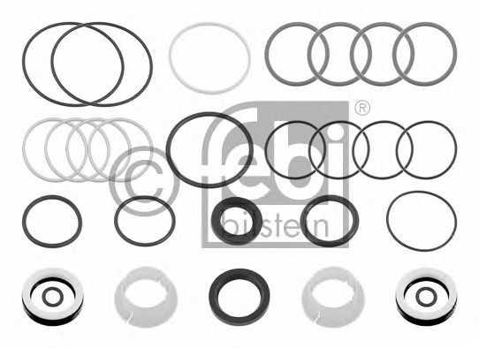 Комплект прокладок, рулевой механизм FEBI BILSTEIN 26241 - изображение