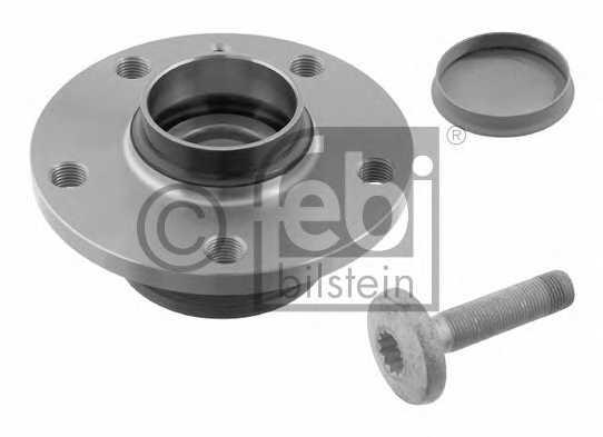 Комплект подшипника ступицы колеса FEBI BILSTEIN 26380 - изображение
