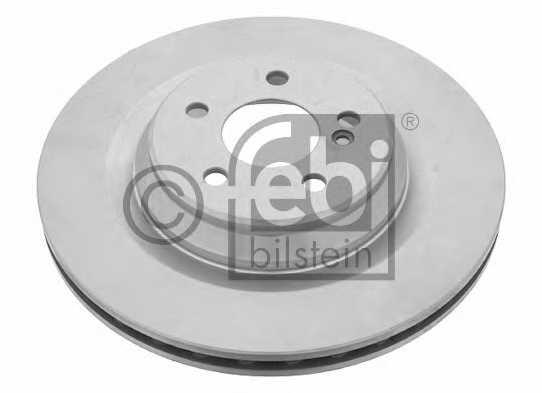 Тормозной диск FEBI BILSTEIN 26403 - изображение