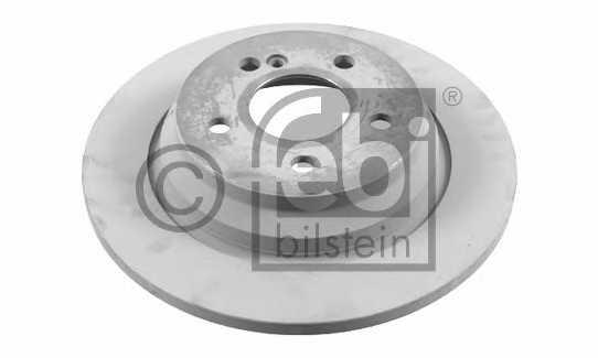 Тормозной диск FEBI BILSTEIN 26404 - изображение