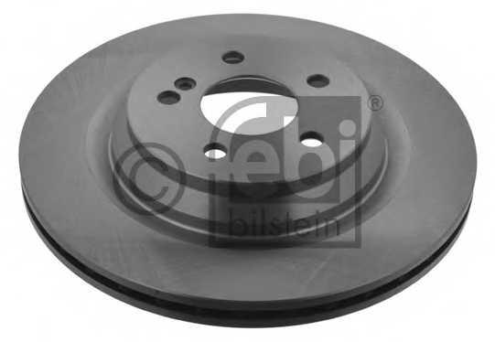 Тормозной диск FEBI BILSTEIN 26405 - изображение