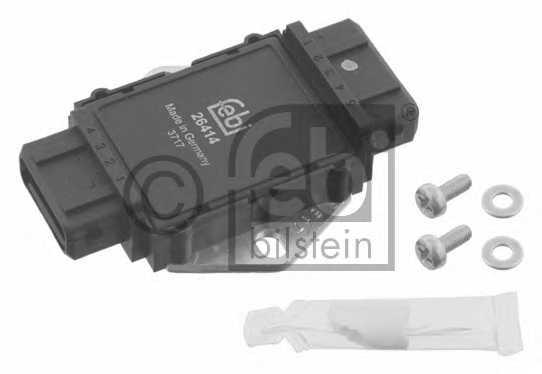 Коммутатор системы зажигания FEBI BILSTEIN 26414 - изображение