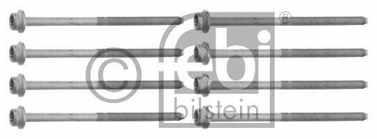Комплект болтов головки цилидра FEBI BILSTEIN 26438 - изображение