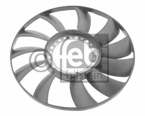 Крыльчатка вентилятора охлаждения двигателя FEBI BILSTEIN 26565 - изображение