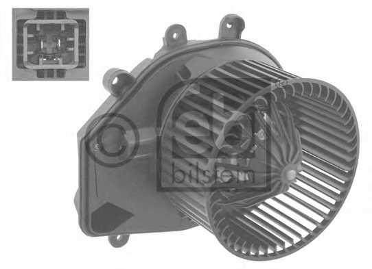Вентилятор салона FEBI BILSTEIN 26615 - изображение