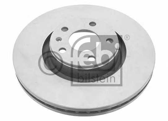 Тормозной диск FEBI BILSTEIN 26647 - изображение