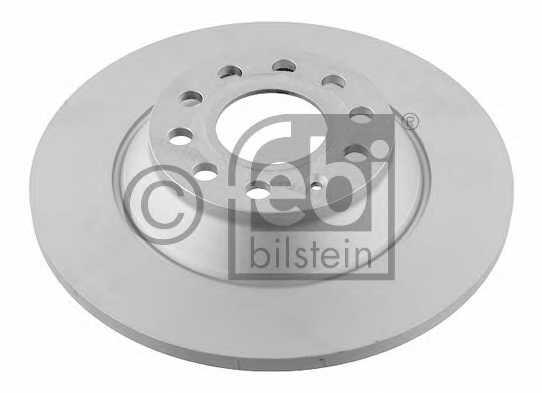 Тормозной диск FEBI BILSTEIN 26657 - изображение