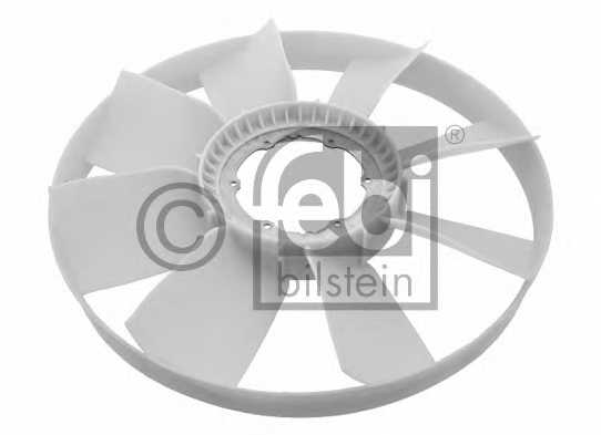 Крыльчатка вентилятора охлаждения двигателя FEBI BILSTEIN 26699 - изображение