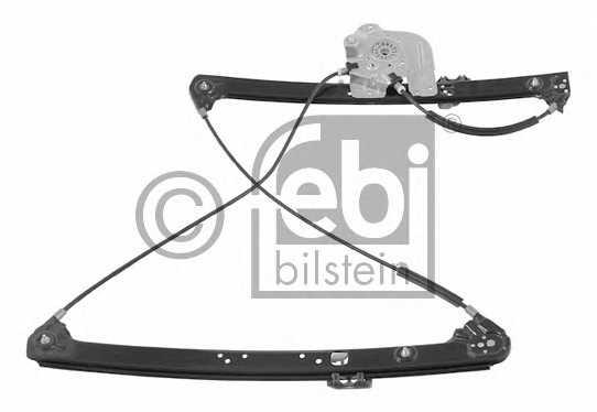 Подъемное устройство для окон FEBI BILSTEIN 26719 - изображение